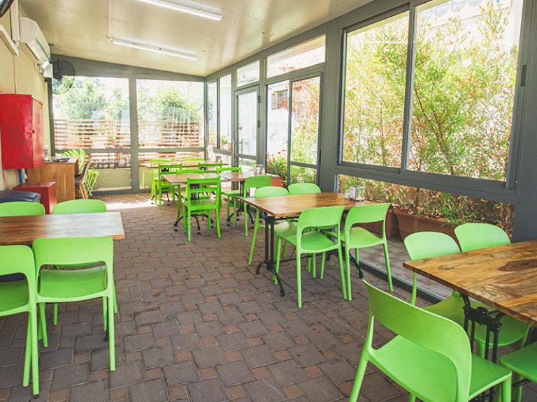 הקוסקוס של גליה המסעדה מבפנים